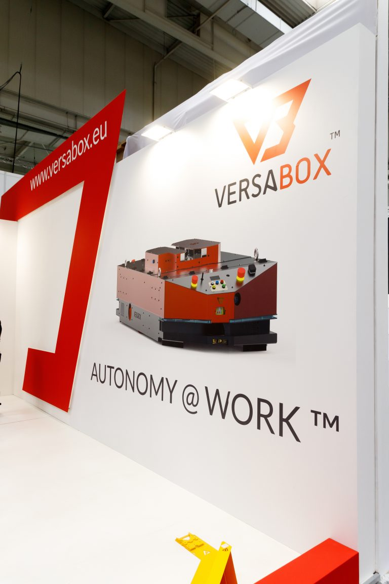 VersaBox @ Hannover Messe
