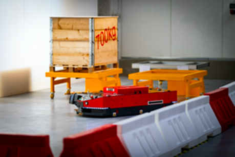 Autonomous mobile robots in intralogistics. Trends and possible applications