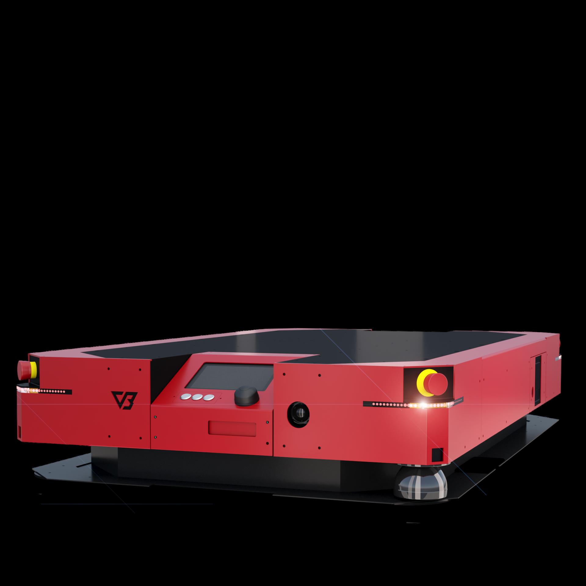 VERSABOT 1500 - Robot mobilny typu AMR o dużym udźwigu