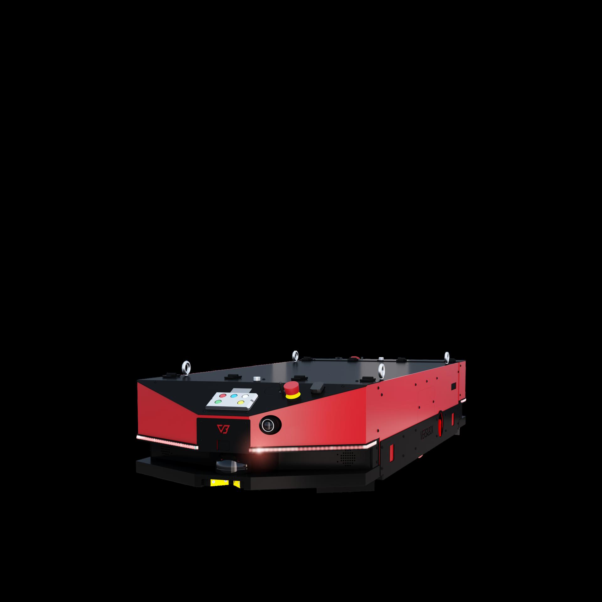VERSABOT 500 - Najczęściej wykorzystywane roboty mobilne
