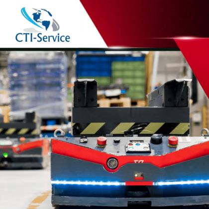 CTI-Service, VersaBox's new Partner